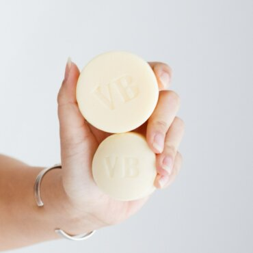 Hydrate shampoo and conditioner bars for curls
